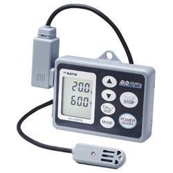 SK-L200 TH II-sksato佐藤记录器存储温湿度SK - L200THII-其他日本进口产品